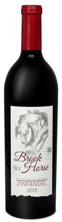 2015 Brook Horse Zinfandel