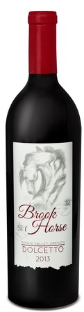 2013 Brook Horse Dolcetto