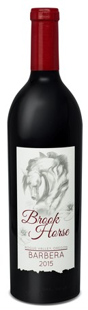 2015 Brook Horse Barbera