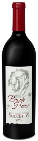 2015 Brook Horse Dolcetto