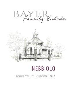 2017 Bayer Family Estate Nebbiolo
