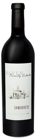 2016 Bayer Family Estate Sangiovese