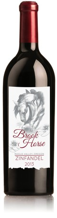 2013 Brook Horse Zinfandel