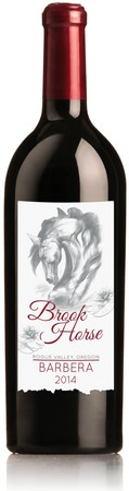 2014 Brook Horse Barbera